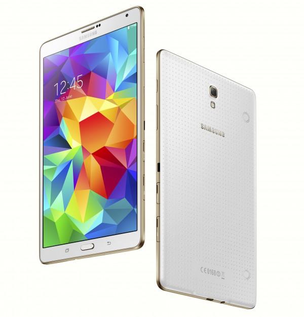 Galaxy Tab S de 8,4 polegadas