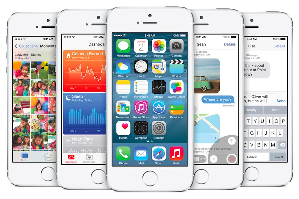 Uma olhada de perto no beta do iOS 8 - Tecnoblog