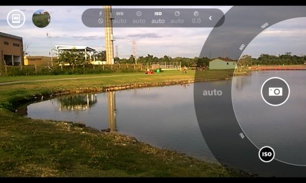 O caprichado Nokia Camera