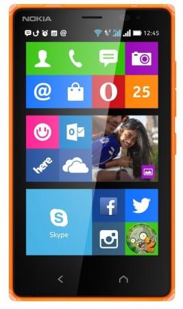 Nokia X2 chega só quatro meses após Nokia X