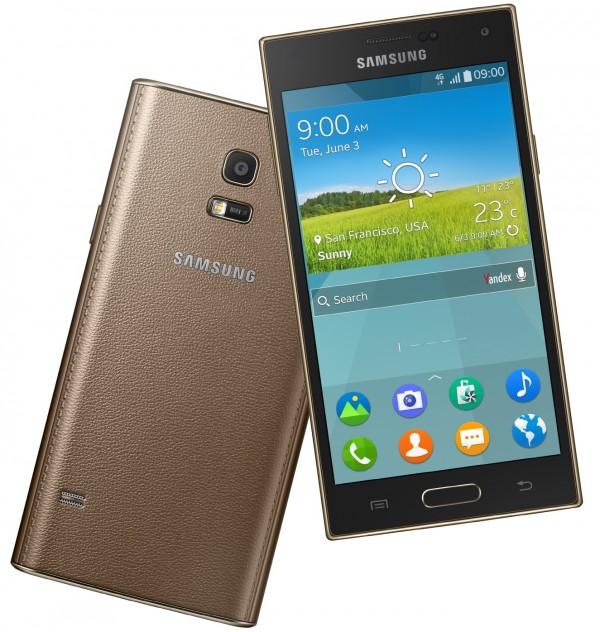 Parece um smartphone da LG, mas é da Samsung