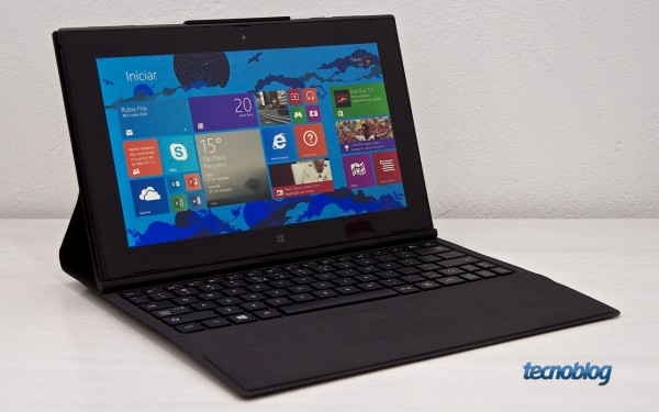 Review Lumia 2520, o primeiro (e último) tablet da Nokia [análise/vídeo] - Tecnoblog