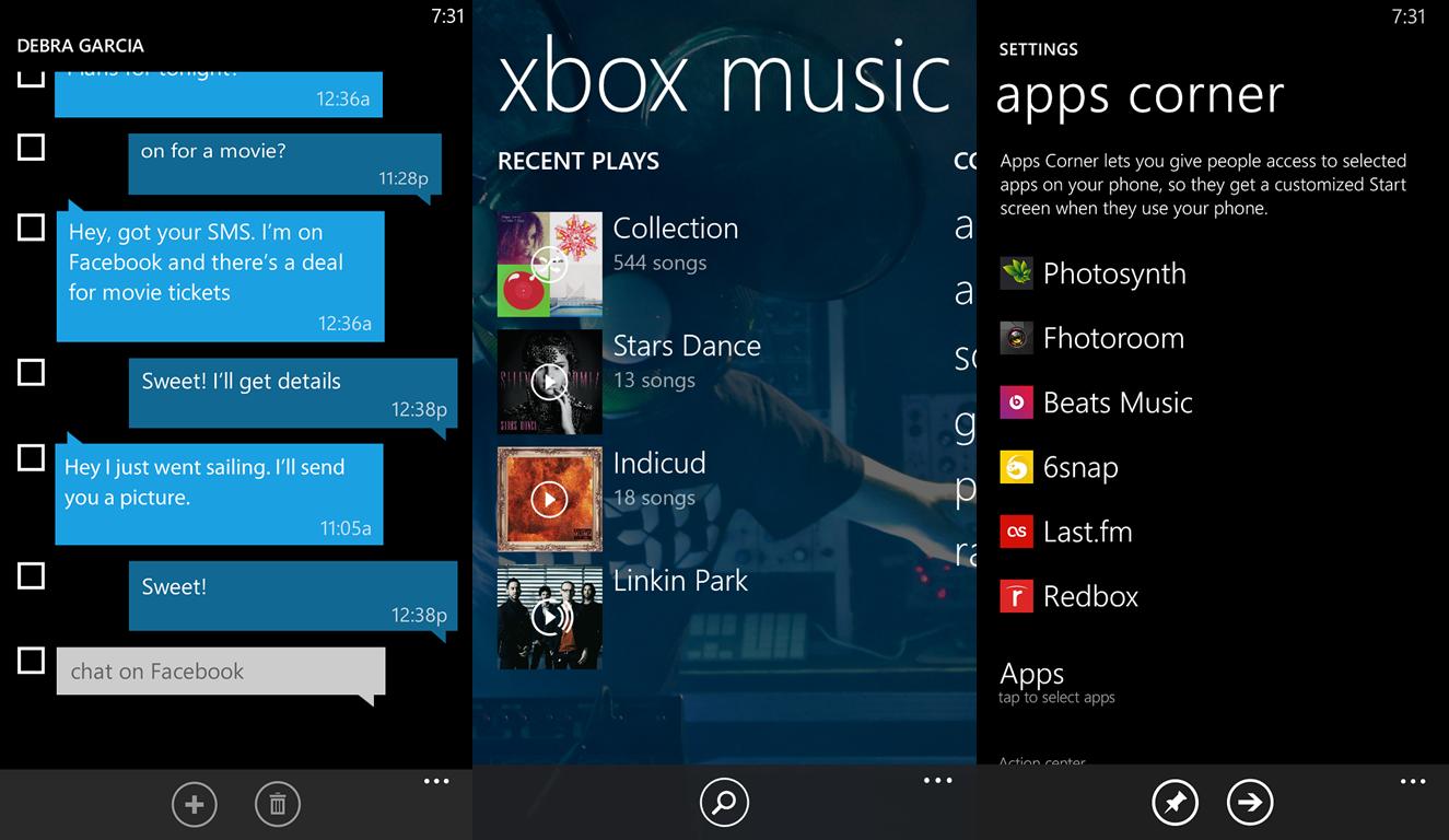 O que há de novo no Windows Phone 8 1 Update –