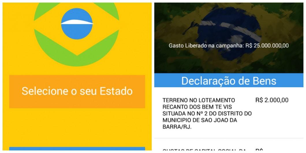 Eleicoes - Acordei app