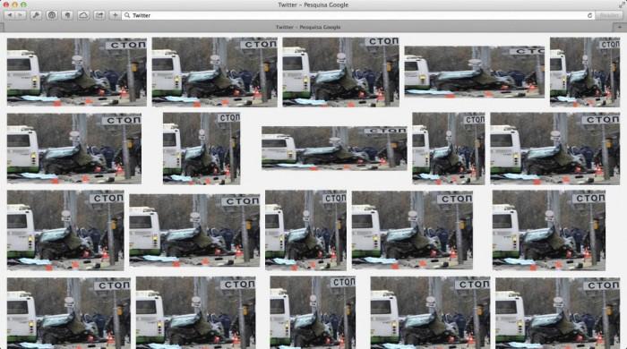 O dia em que o Google Imagens falhou (Foto: Willian Max)