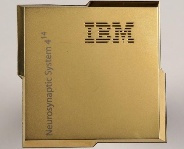 Este é o TrueNorth, processador da IBM inspirado no cérebro – Tecnoblog
