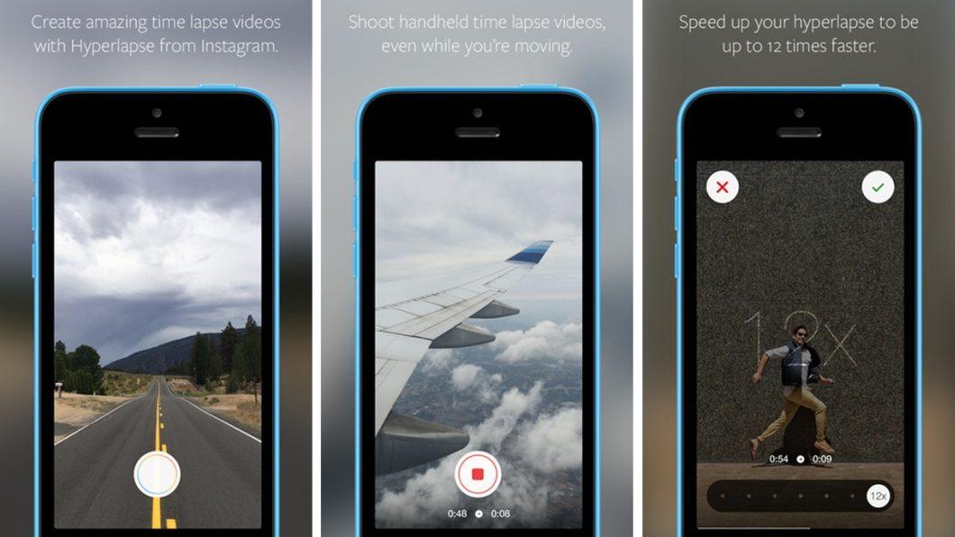Como usar o Hyperlapse do Instagram para fazer time-lapses / Hyperlapse / Divulgação