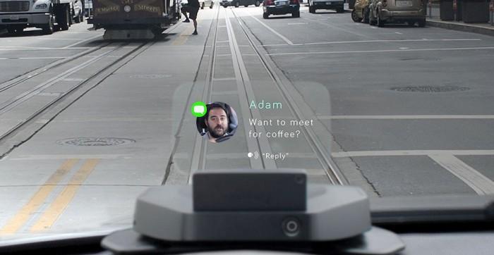 Navdy no carro