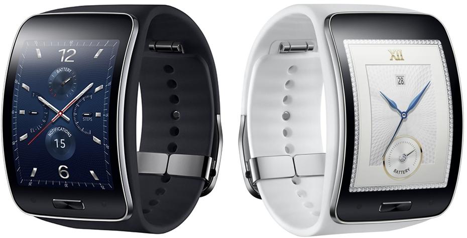 8a7ae4e9108 Samsung Gear S. As especificações foram confirmadas  o relógio vem com tela  Super AMOLED de 2 ...