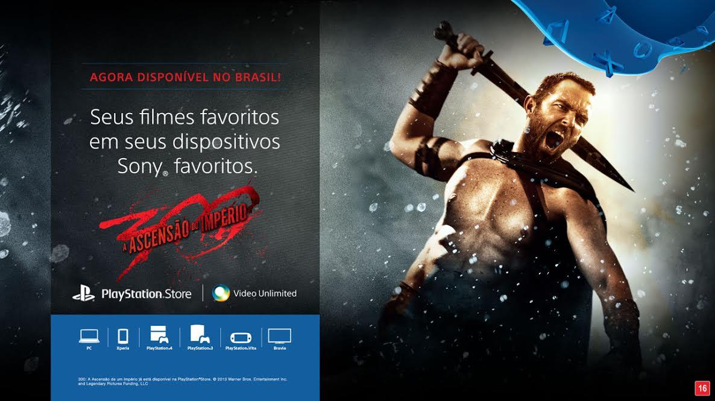 Sony lança Video Unlimited, serviço de vídeo on demand, no Brasil - Tecnoblog