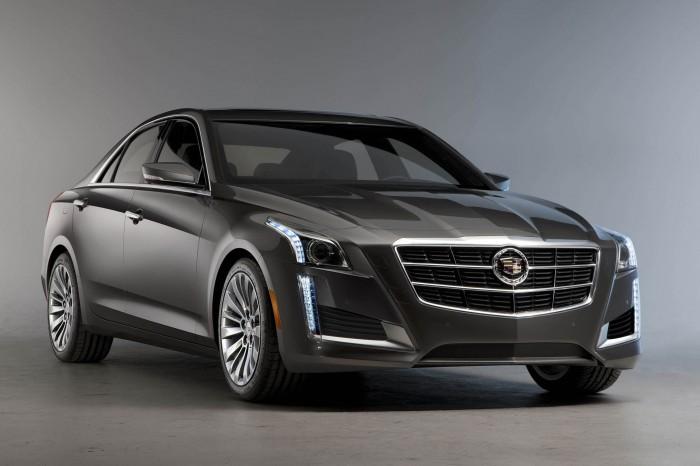 Cadillac CTS lançado em 2016 será o primeiro carro a receber tecnologia V2V