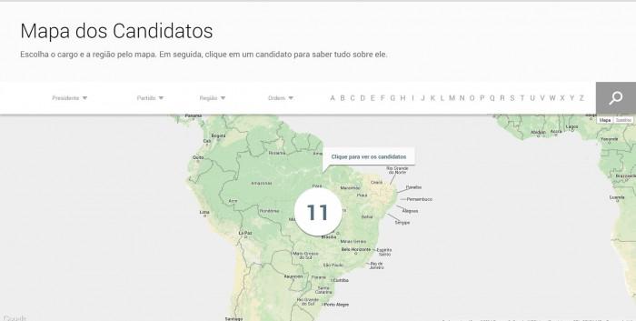 candidatos googl