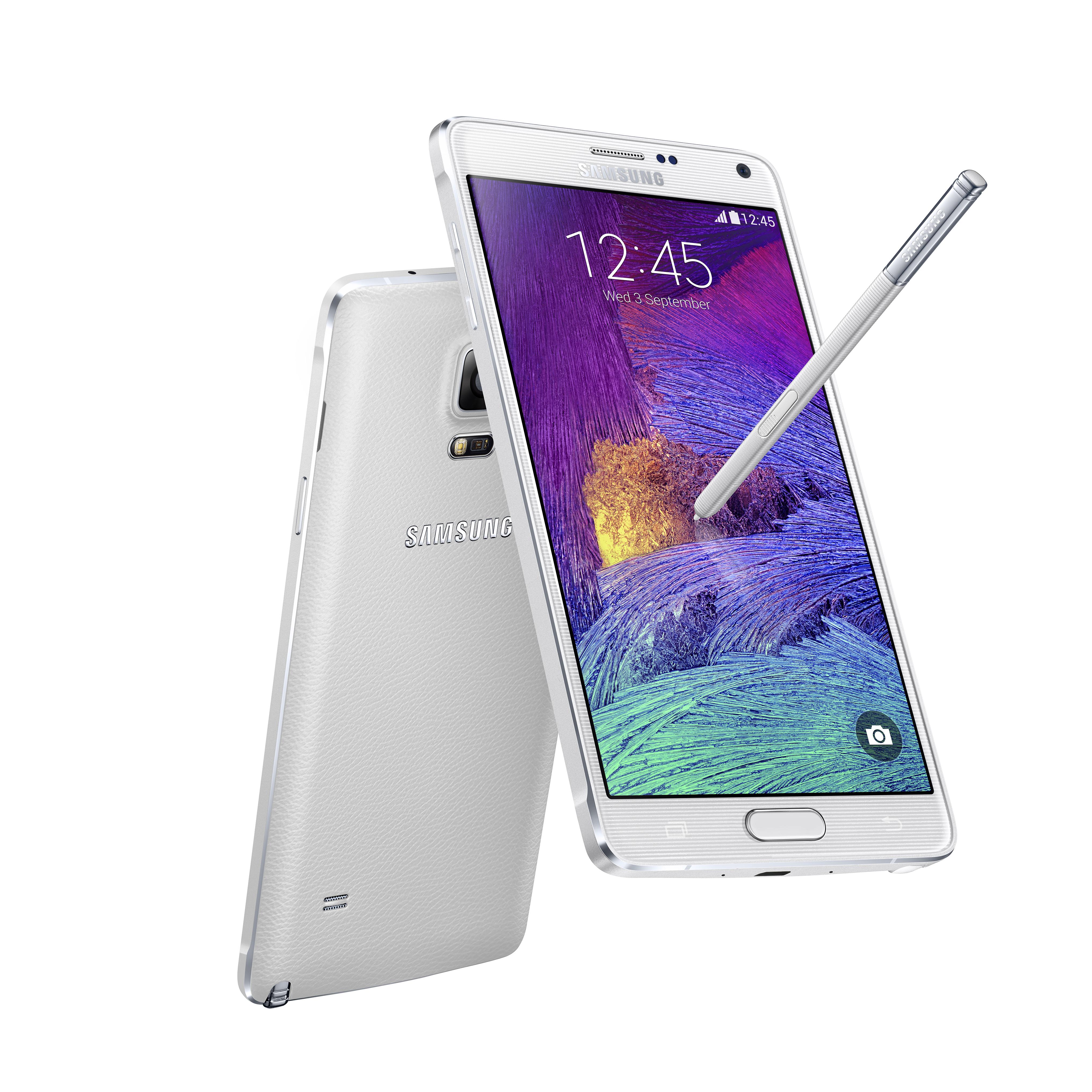 4 samsung galaxy samsung revela galaxy note 4 e galaxy note edge um smartphone tela quot dobrada quot tecnoblog