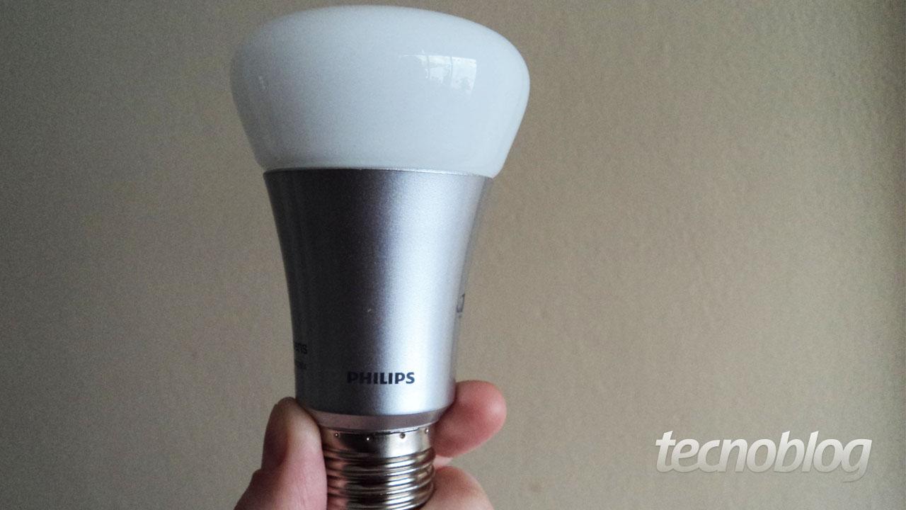 Review Philips Hue, as lâmpadas de R$ 1.299 que são controladas pelo smartphone [análise/vídeo] - Tecnoblog