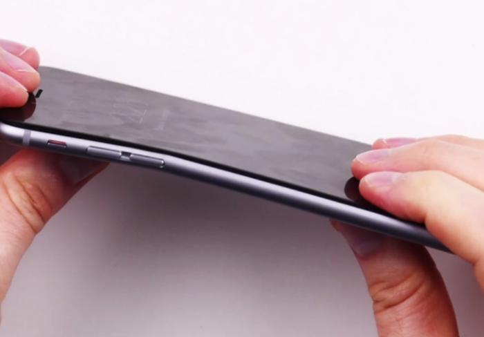 iPhone 6 Plus - Bendgate