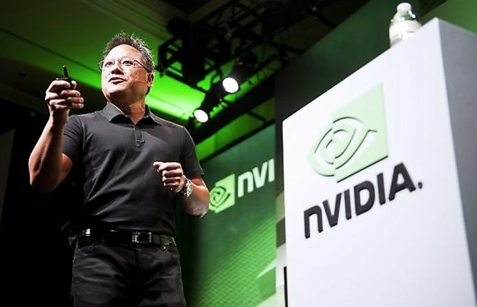 Jen-Hsun Huang, co-fundador e CEO Da Nvidia