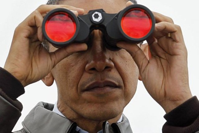 Obama te espiona