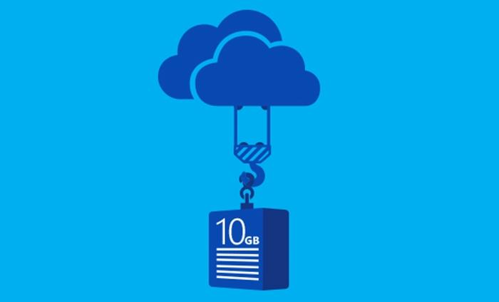 OneDrive - 10 GB