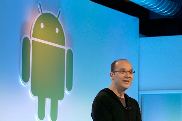 Yuk Kenalan dengan Sosok Inovatif Pendiri Android Andy Rubin - 2