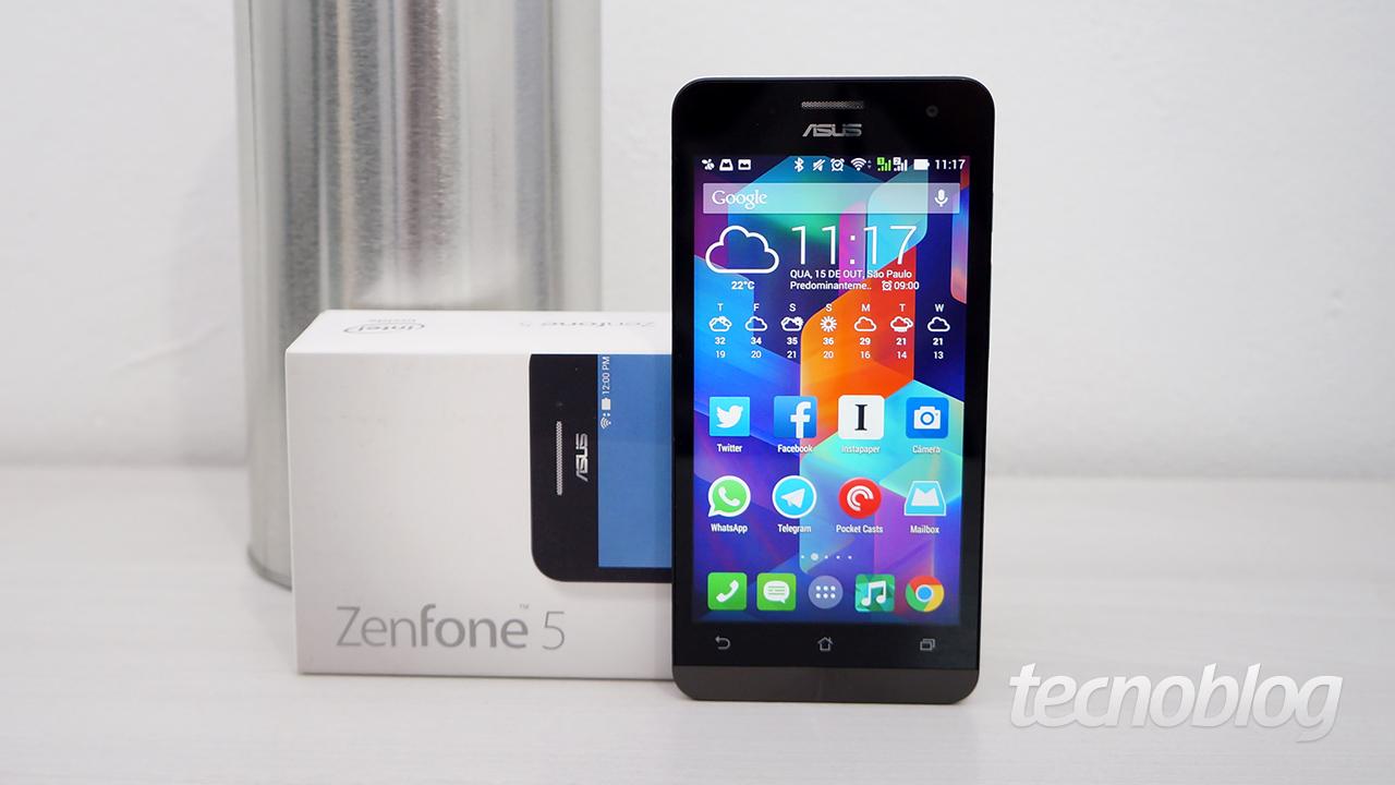 Asus venderá novo lote do Zenfone 5 por R$ 499 – Tecnoblog