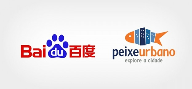 Baidu + Peixe Urbano