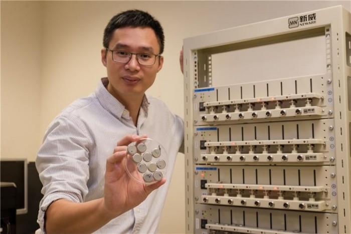Chen Xiaodong, professor associado da Universidade Tecnológica de Nanyang, é o inventor da tecnologia