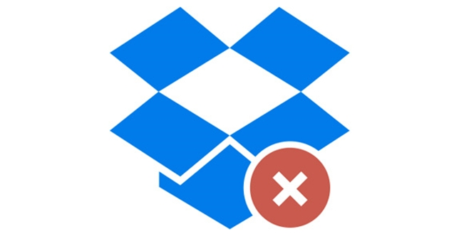 Dropbox - Fail