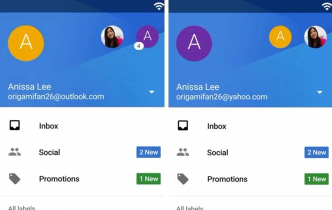Gmail 5.0 para Android