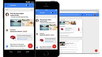Testamos o Inbox, novo app de emails do Google