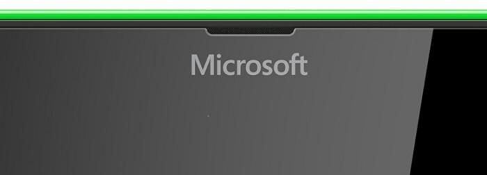 Microsoft Lumia - frontal