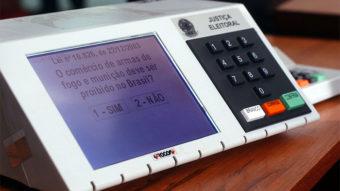 TSE aprova auditoria de urnas eletrônicas no dia das eleições