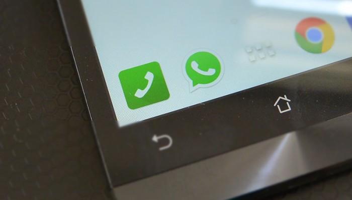 Chamadas de voz no WhatsApp? Só em 2015