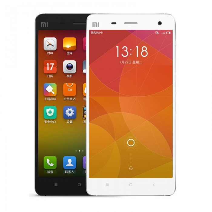 Xiaomi Mi4: tela IPS de 5 polegadas (1080p), bateria de 3.080 mAh, Snapdragon 801, 3 GB de RAM e câmeras traseira e frontal de 13 MP e 8 MP. Preço na China: 800 reais (16 GB) e 1.000 reais (64 GB).