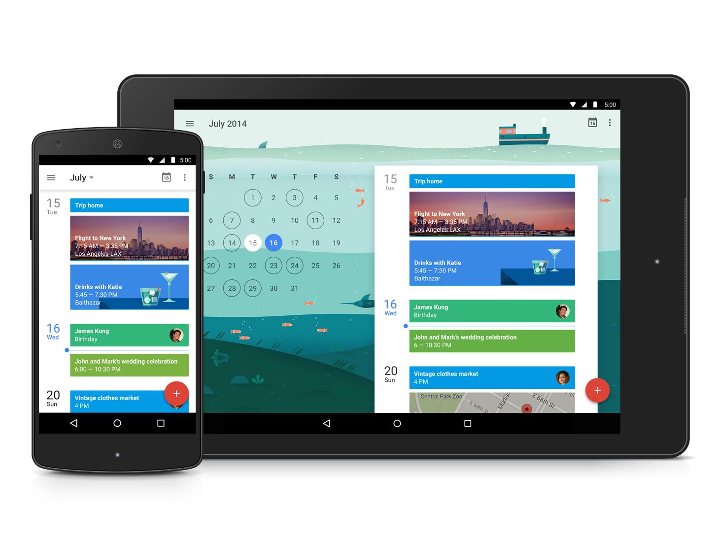 Google Calendar ganha novo design e fica mais inteligente – Tecnoblog