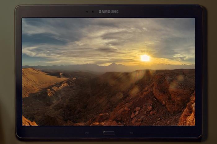Galaxy Tab S: é tablet e é Android