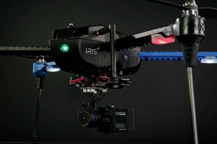 Drone IRIS+ para câmeras GoPro da 3DRobotis