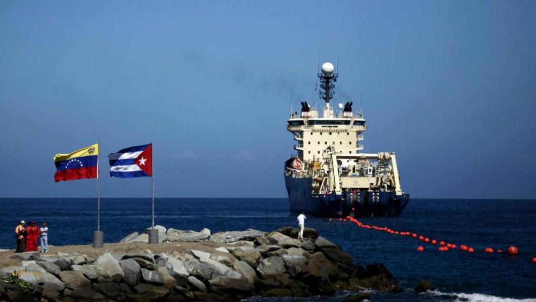 O cabo ALBA-1 é fruto da parceria entre Cuba e Venezuela