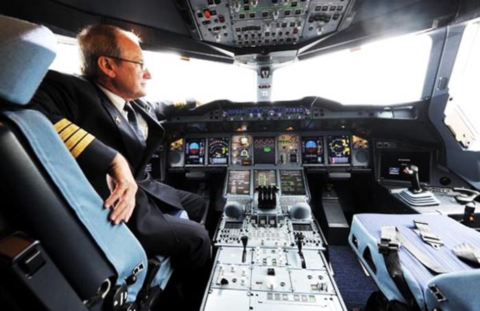Piloto - avião