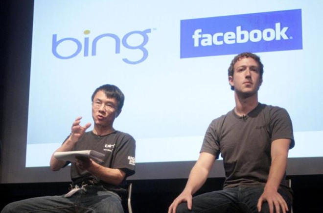 Zuckerberg não quer mais saber do Bing