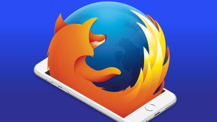Firefox - iPhone