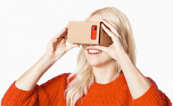 Realidade virtual: Street View agora funciona no Google Cardboard – Tecnoblog