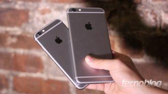 iOS 13 é compatível com iPhone 6, iPhone 6 Plus e iPhone 5s?