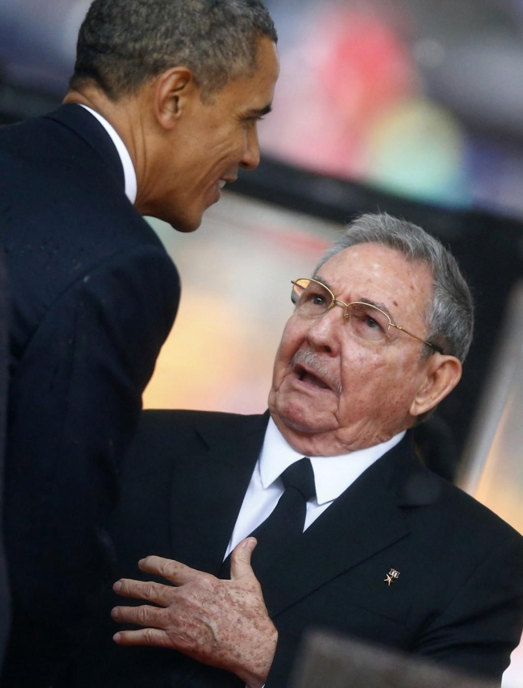 Castro e Obama aumentam as chances da internet em Cuba (Reuters/Kai Pfaffenbach)