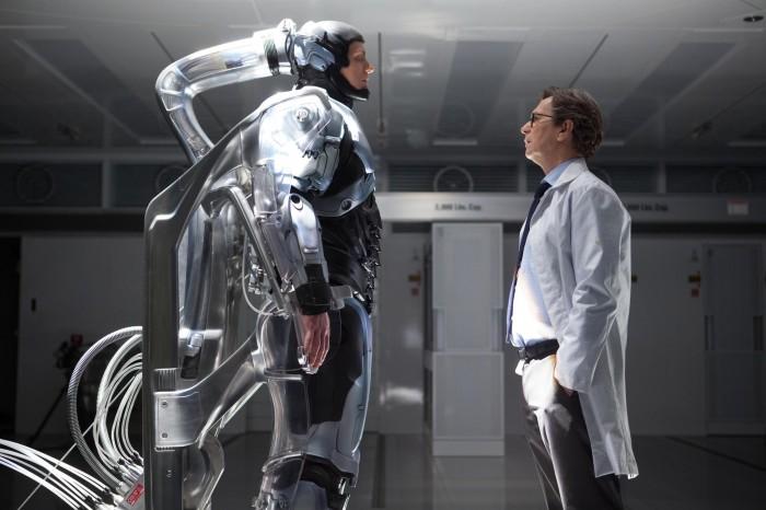 Dirigido por José Padilha, RoboCop se passa em 2028, quando drones e robôs são usados como ferramentas de segurança — mas não resolvem tudo
