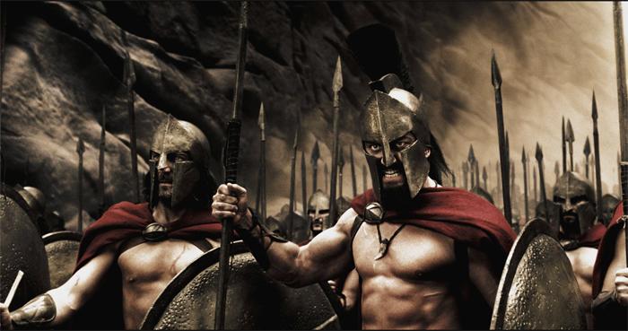 Esse é outro tipo de Spartan, mas ainda válido.