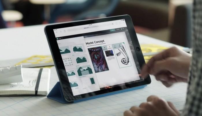 Sway - iPad
