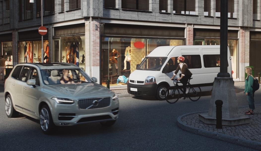 Volvo cria capacete que avisa ciclista da aproximação de carros - Tecnoblog