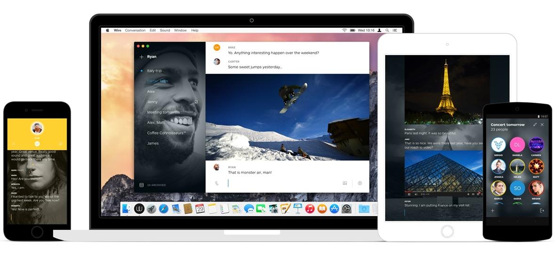 Criado por ex-funcionários do Skype, Wire é o mais novo rival do WhatsApp – Tecnoblog