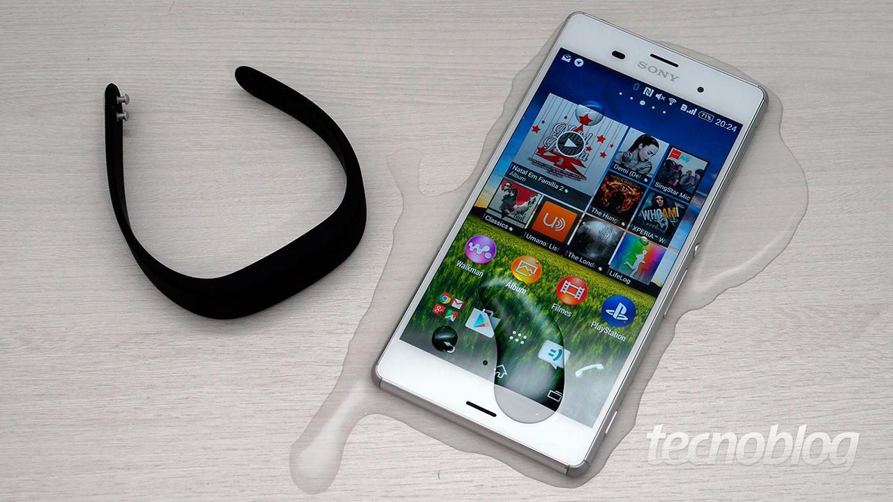 314a8a309 Review Sony Xperia Z3  aparando as arestas  análise vídeo  - Tecnoblog