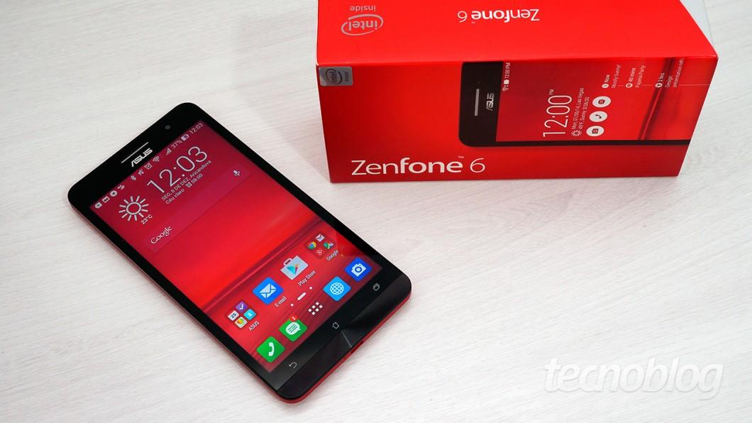 Review Asus Zenfone 6 Esticando O Bebe Analise Video